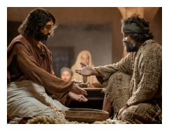 a biographical study of peter an apostle of jesus christ He found first his own brother simon and said to him, we have found the  messiah (which translated means christ) he brought him to jesus jesus  looked at.